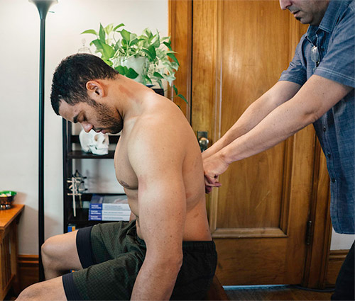 About Denver Rolfing IT Band